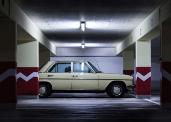 Parqueo de coches