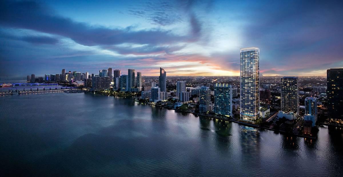 A la venta en $4 millones estos lujosos apartamentos en la Torre Residencial Missoni Baia en Florida