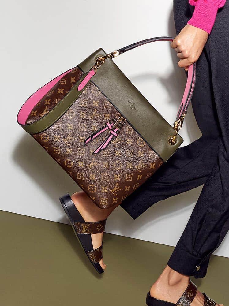 Presentando los nuevos bolsos Louis Vuitton Monogram Colors