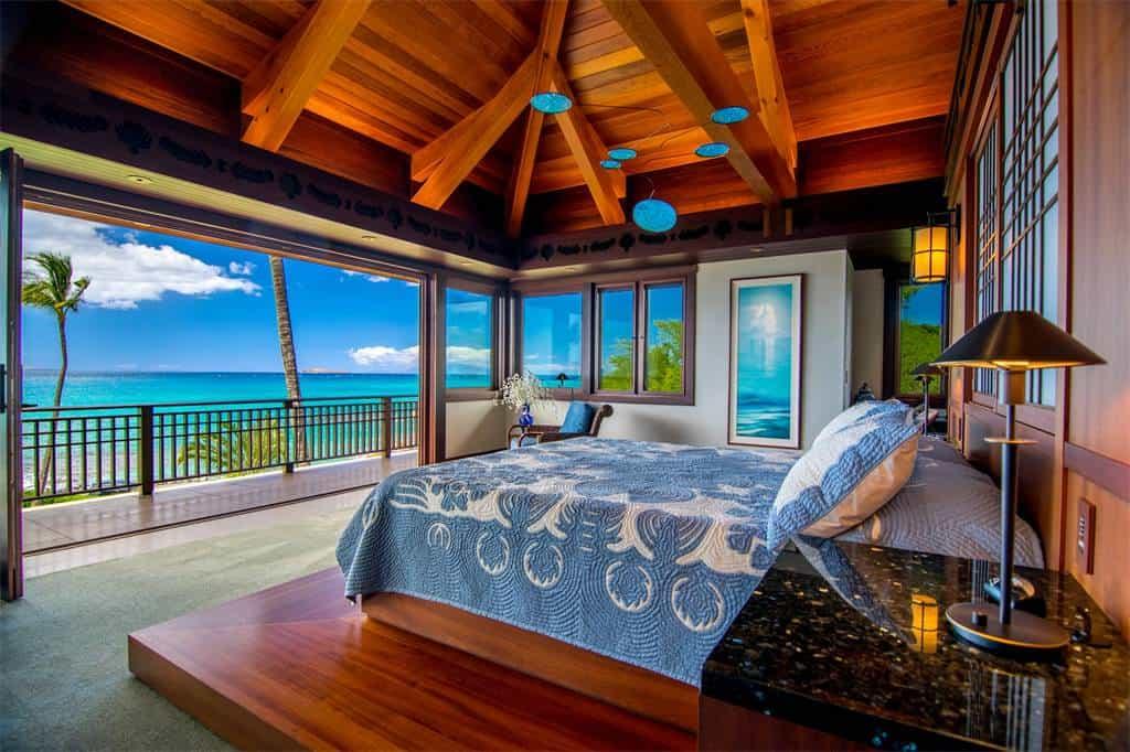 ¡De ensueño! Esta preciosa casa de lujo frente a la playa en Hawái se encuentra a la venta