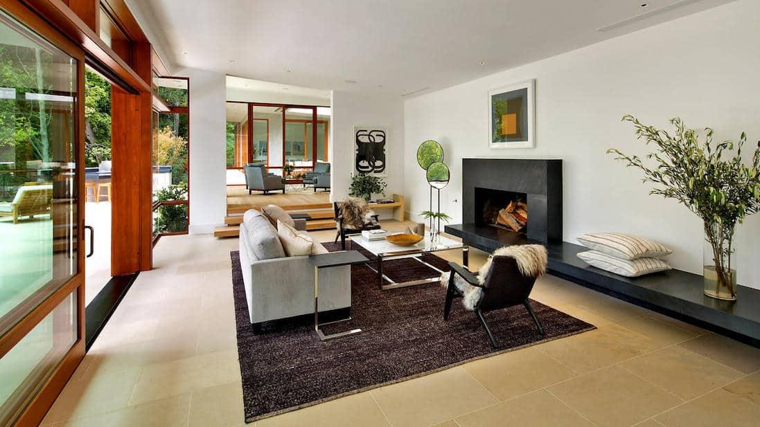 Feldman House: Esta hermosa mansión en Los Ángeles, obtiene una revitalización por Core Development Group y llega al mercado por $17 millones