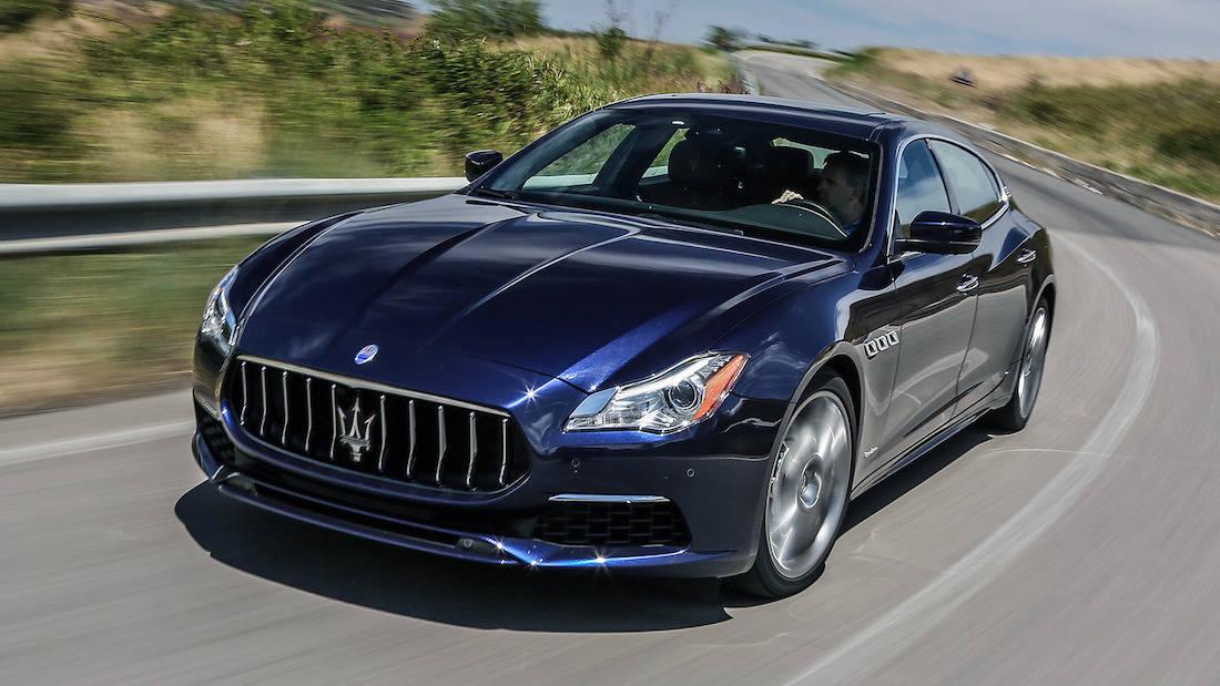 El Maserati Quattroporte 2017 ¡es aún más elegante!