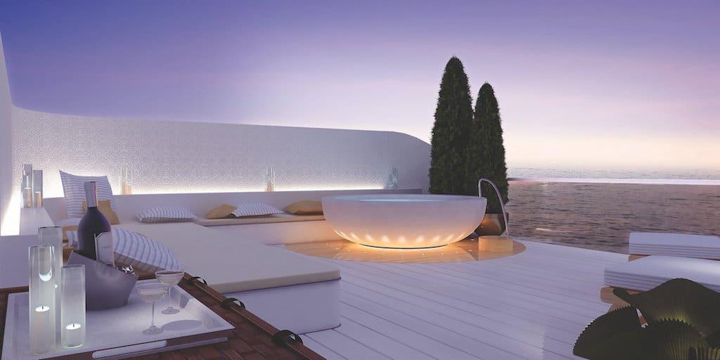 Quintessentially One: Uno de los mega yates más exclusivos y lujosos del mundo