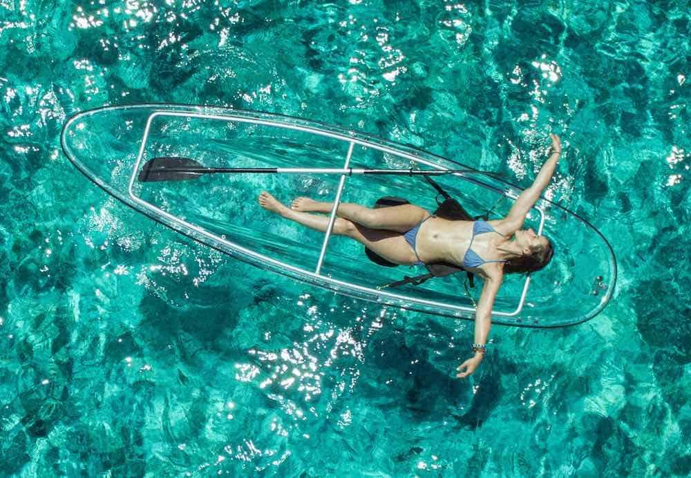 Kayac Crystal Explorer por The Crystal Kayak Company