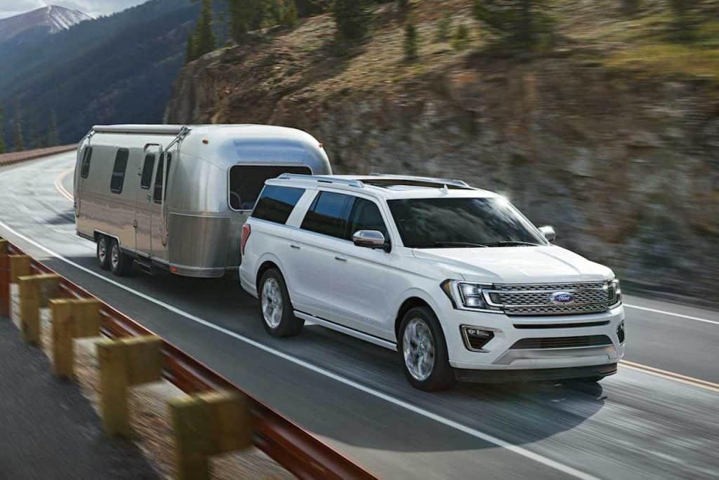 Ford Expedition 2018 - Impresionante SUV Full-Size con un motor EcoBoost de 3.5 litros