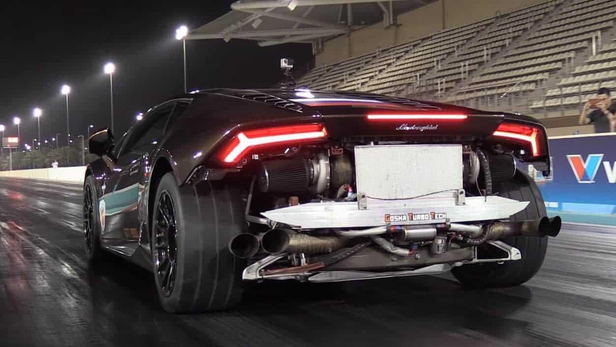 ¡El Lamborghini Huracan MÁS RÁPIDO en el MUNDO!
