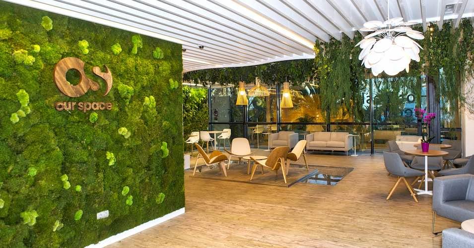 Our Space: La innovadora marca de coworking abre sus puertas en Marbella