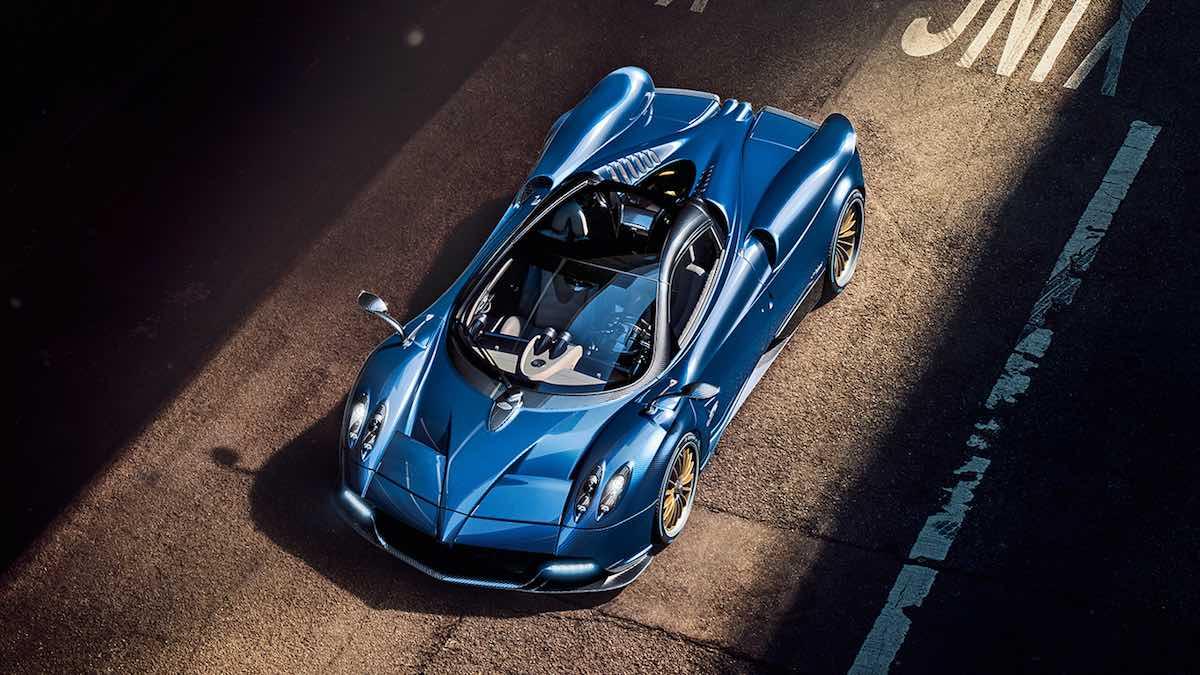 Pagani Automobili presentará el próximo mes, un convertible de 764 caballos de fuerza y de $2.4 millones