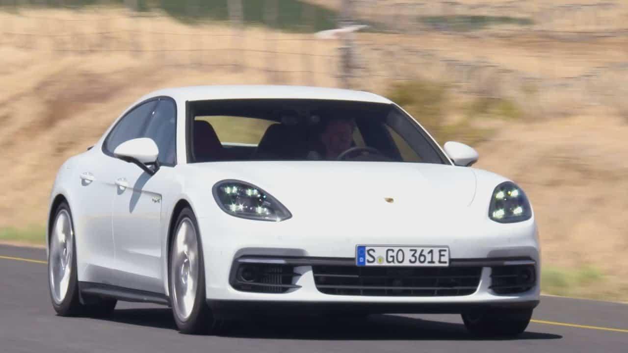 Porsche Panamera 4 E-Hybrid Executive: El auto de tus sueños