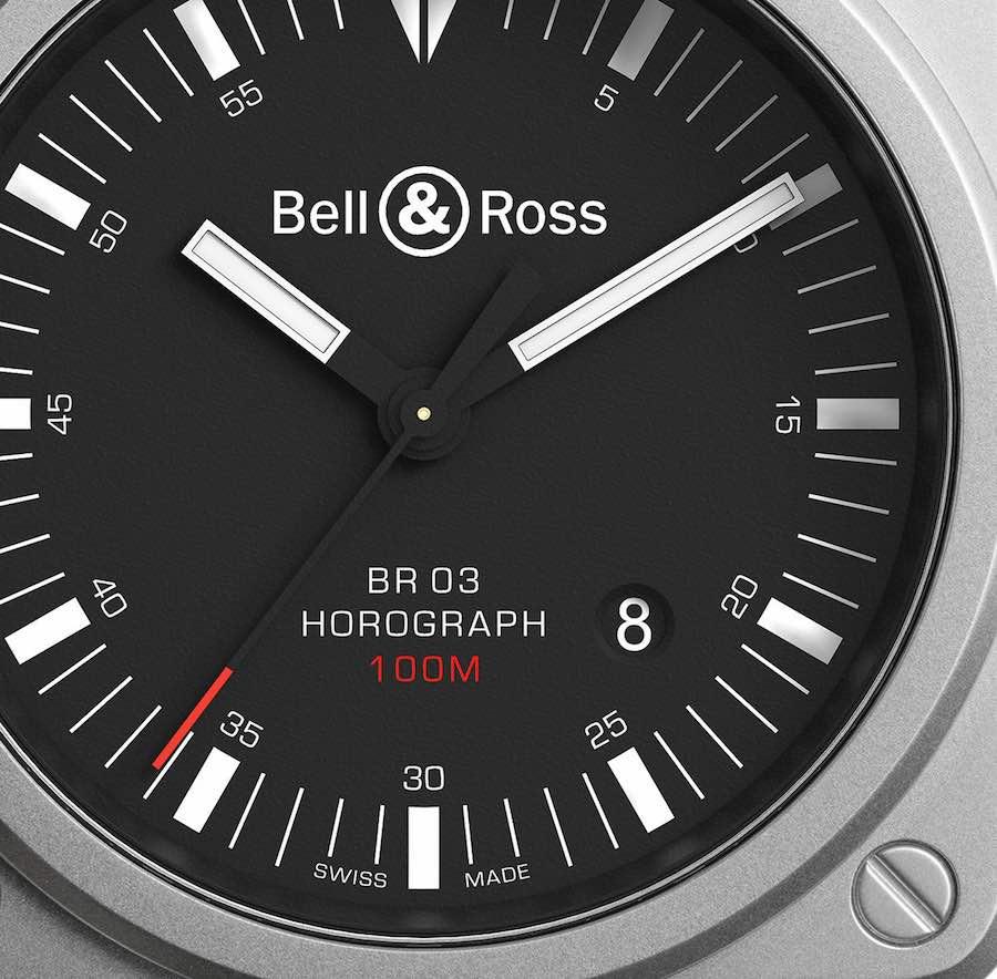 BR03-92 Horograph y el BR03-92 Horolum: Bell & Ross introduce dos nuevo relojes