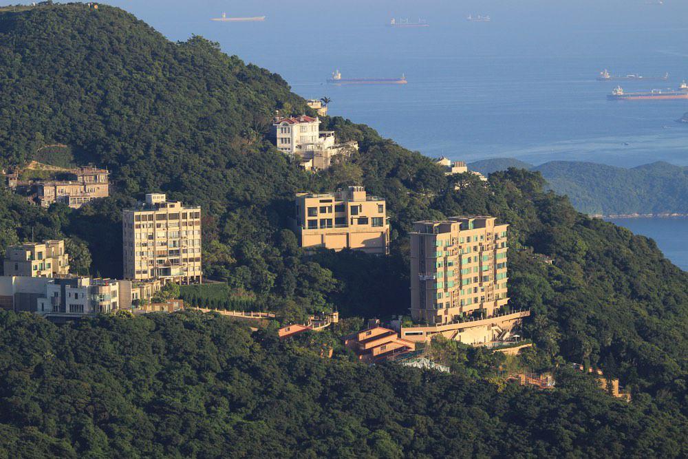 Mansión en Victoria Peak, Hong Kong