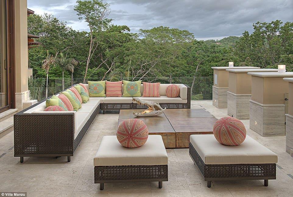 Dentro de la INCREÍBLE villa en Costa Rica donde las Kardashians se hospedaron durante sus vacaciones en enero