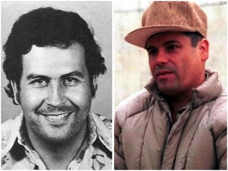 """""""El Patrón"""" Vs. """"El Chapo"""" Guzmán"""
