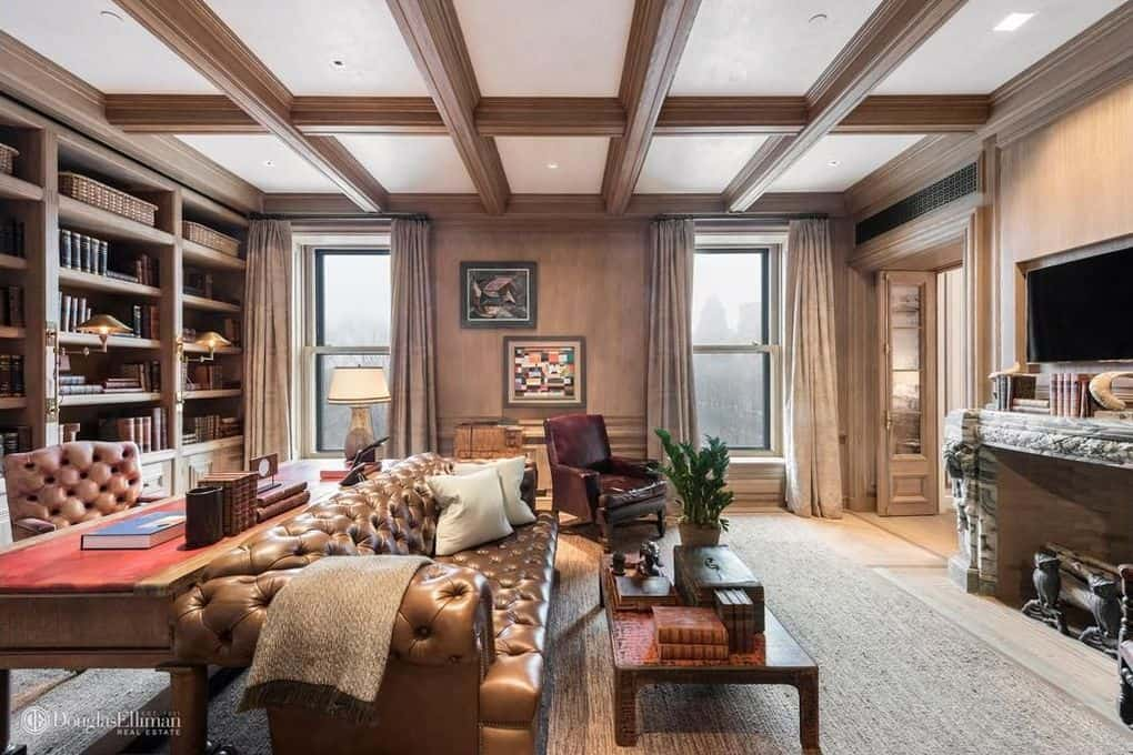 Astor Suite: Un lujoso apartamento en el icónico Hotel Plaza de Nueva York que ahora puede ser tuyo por $39.5 millones