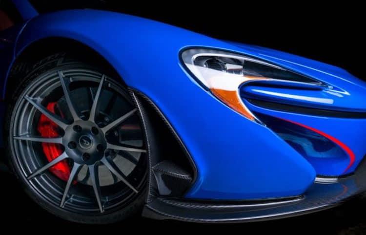 """""""The Professor"""", El McLaren P1 más caro del mundo"""