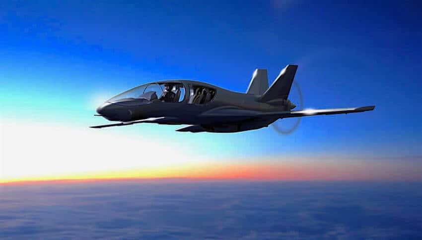 Cobalt Co50 Valkyrie: Un impresionante avión privado, lo último en juguetes de lujo para los mega ricos