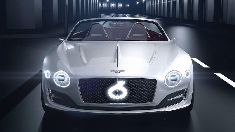 Presentando el Bentley EXP 12 Speed 6e Concept