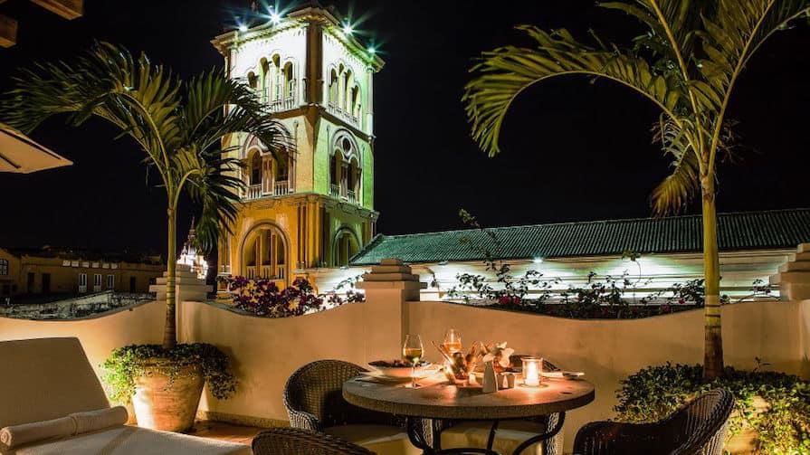 Casa San Agustín: Un ultra lujoso hotel boutique en la hermosa Cartagena de Indias, Colombia