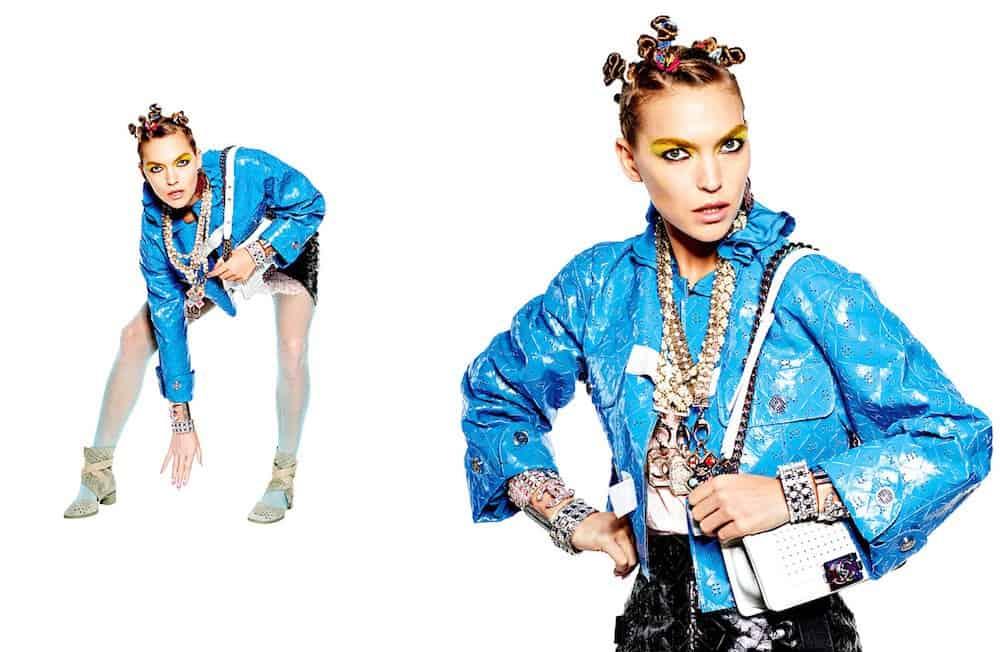 Chanel se lanza a conquistar el futuro en su colección Primavera-Verano 2017