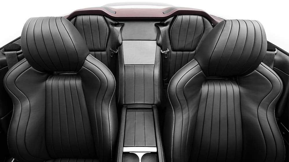 Kahn Design debuta el convertible 'Vengeance Volante' en el Salón del Automóvil de Ginebra 2017