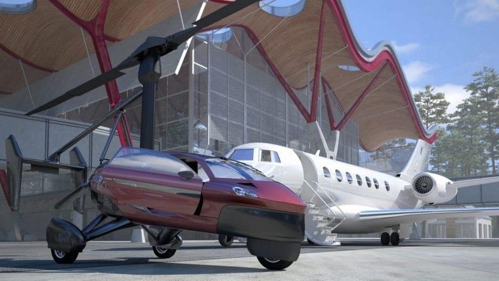PAL-V Liberty: El primer vehículo volador en salir al mercado está ahora a la venta por $600.000