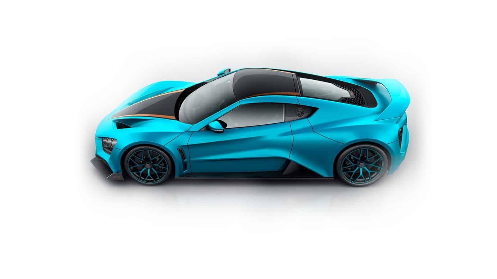 TS1 GT: Zenvo celebra su 10º aniversario con un nuevo Hypercar de ¡1.163 caballos! y un precio de €1 millón