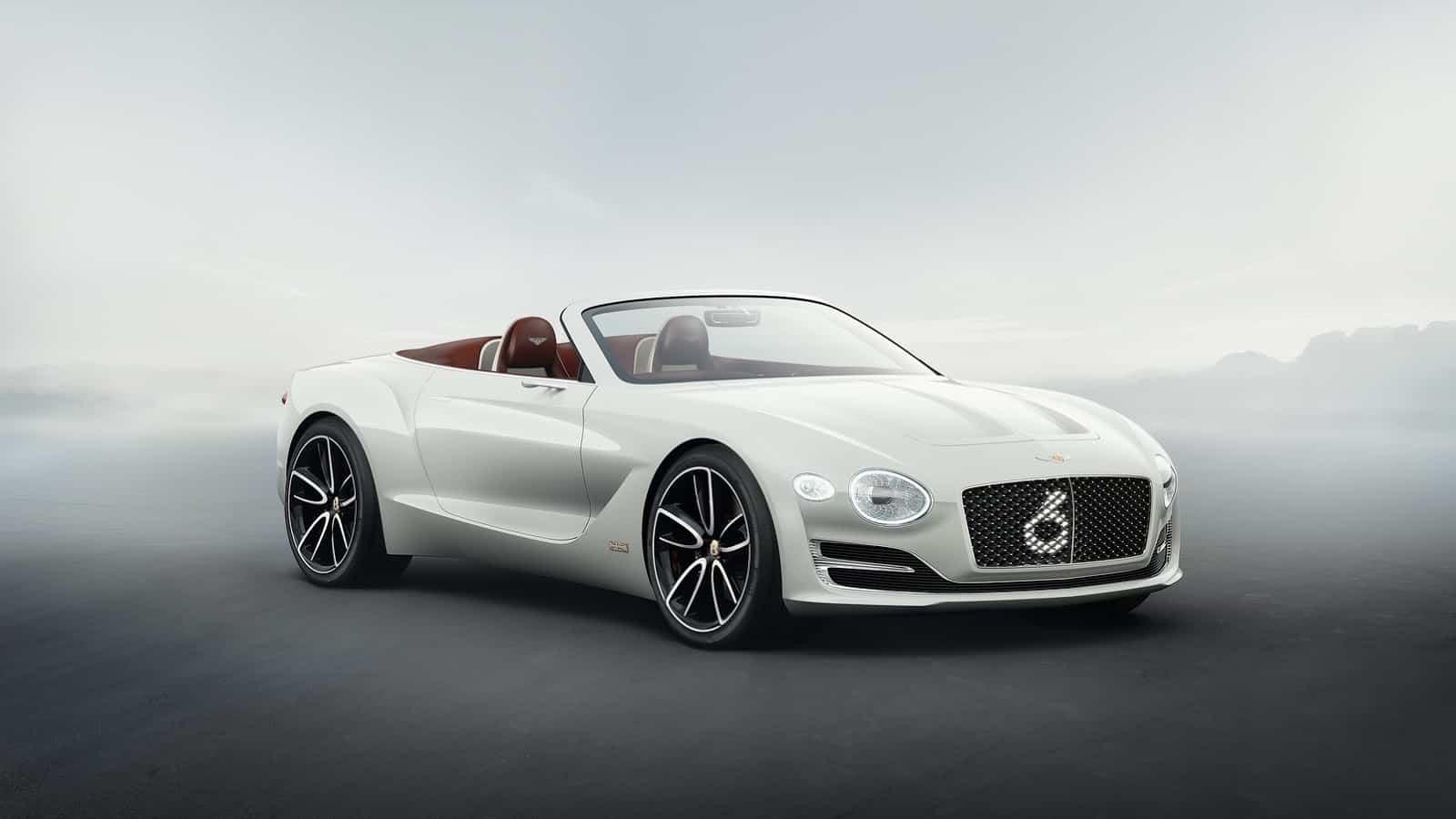 Bentley presenta el concepto eléctrico EXP 12 Speed 6e en el Salón de Ginebra