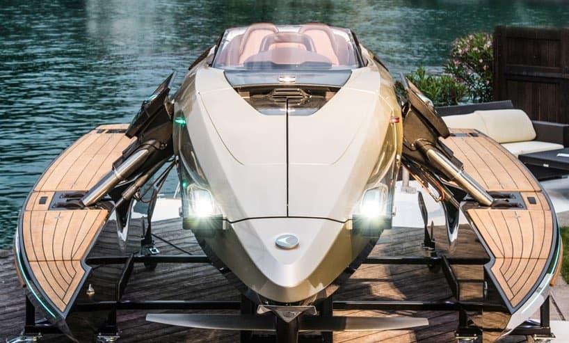 Kormaran K7: Esta embarcación personal traerá todas tus fantasías de agente 007 a la vida