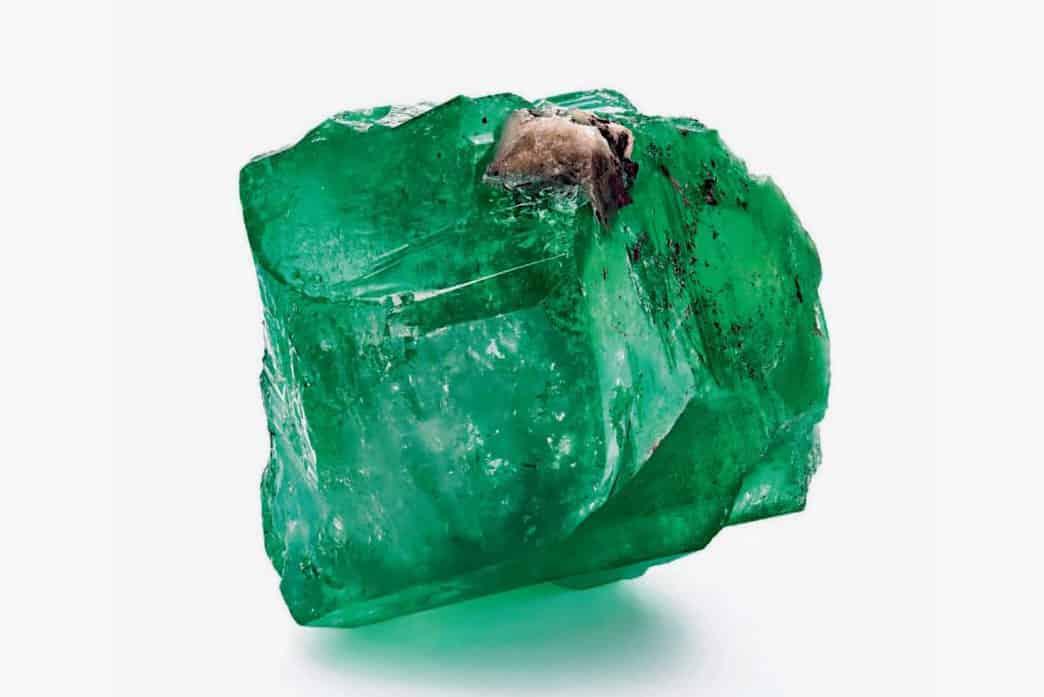 La Gloria: Esta enorme esmeralda de 887 QUILATES se subastará en la ciudad de Nueva York