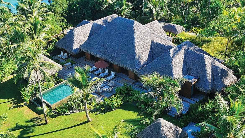 Four Seasons Bora Bora es nombrado el mejor gran resort/isla de lujo del mundo