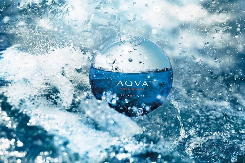 "Bulgari presenta ""Aqva Pour Homme Atlantiqve"", una nueva fragancia para hombres"