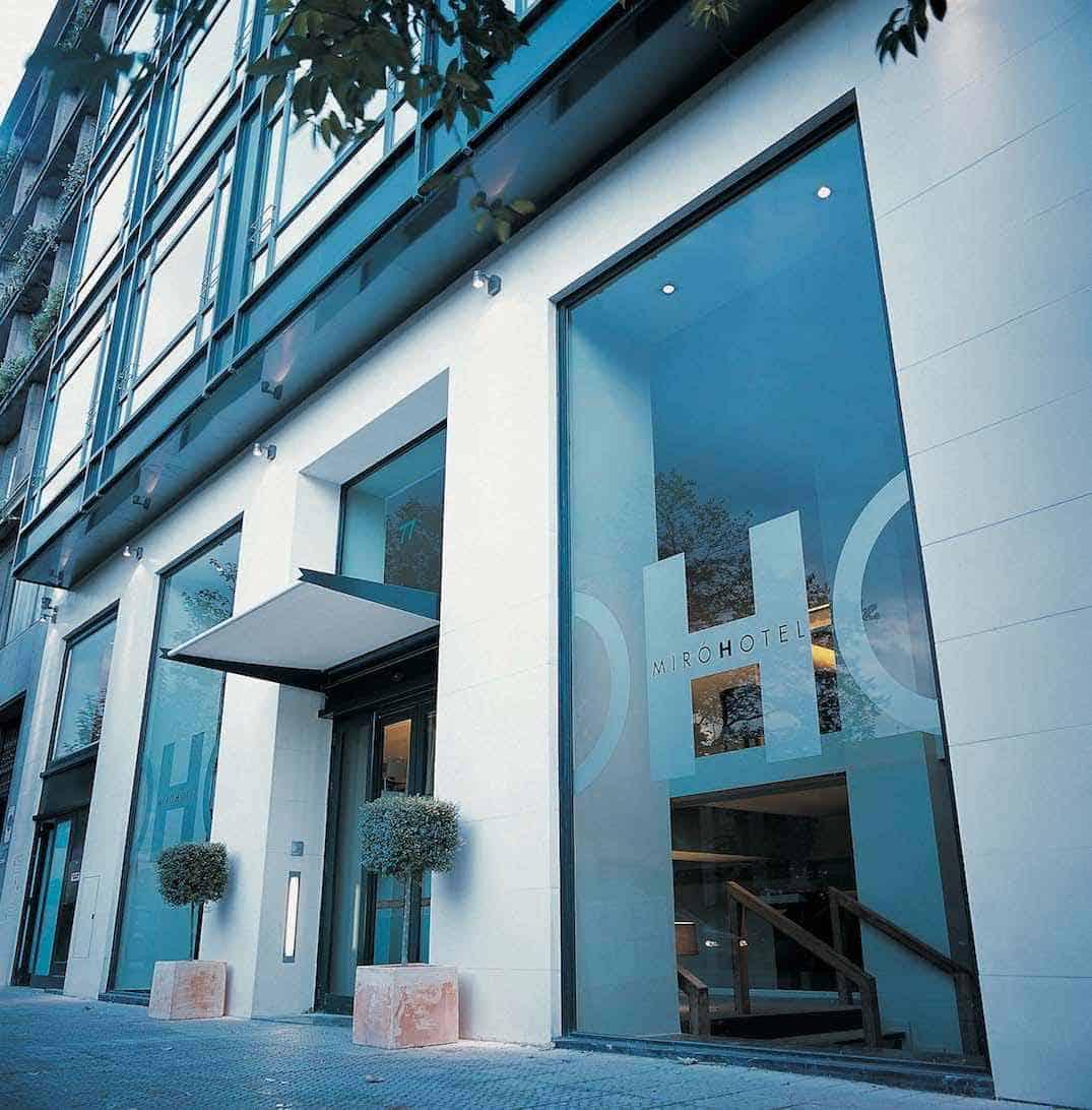 """Hotel Miró presenta la oferta """"Art in Bilbao"""" para los amantes del arte y el gusto por los pequeños placeres"""