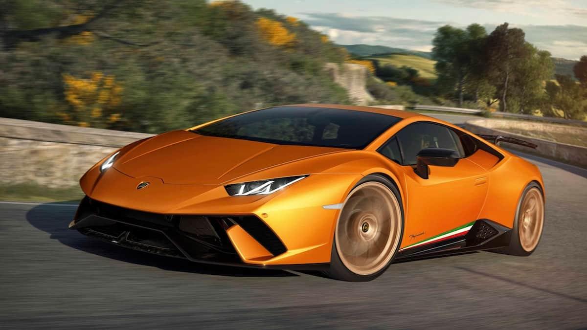 Lamborghini presenta en el Salón de Ginebra su nuevo Huracán Performante