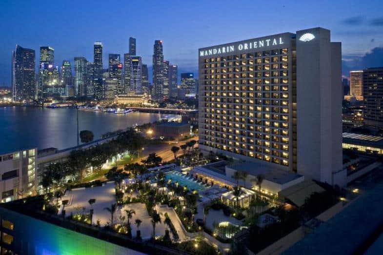Hotel Mandarin Oriental, Singapore