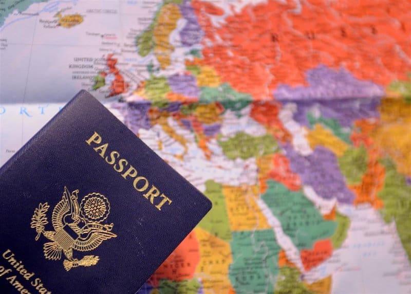Pasaporte de los Estados Unidos