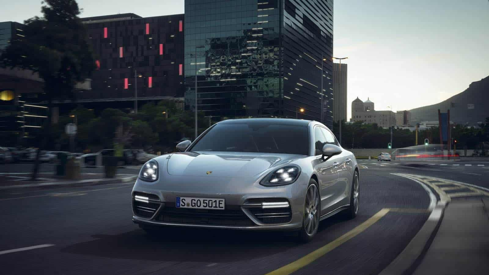 Porsche presentará el Panamera Turbo S E-Hybrid 2018 durante el Salón del Automóvil de Ginebra