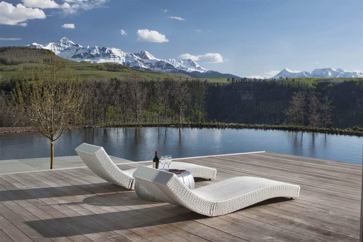 """Esta lujosa propiedad de $39.1 millones en el estado de Colorado llamada """"Paradiso"""" puede convertirse en tu propio paraíso"""