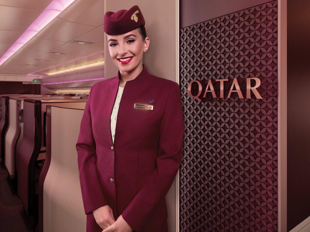 #QSuite - Así será la espectacular suite de lujo para la Clase Business de Qatar Airways