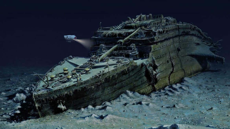 ¿Pagarías $145.000 para ver el naufragio del Titanic?