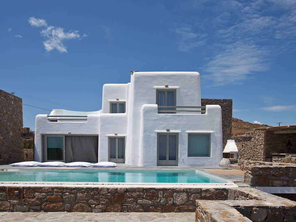 Villa Nea 3, Mikonos, Grecia