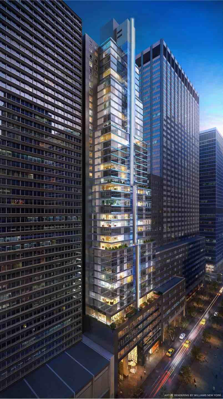 El Penthouse Triplex: 135W52, Una de las propiedades más lujosas y exclusiva del centro de Manhattan y ahora puede ser tuya por $16,8 millones