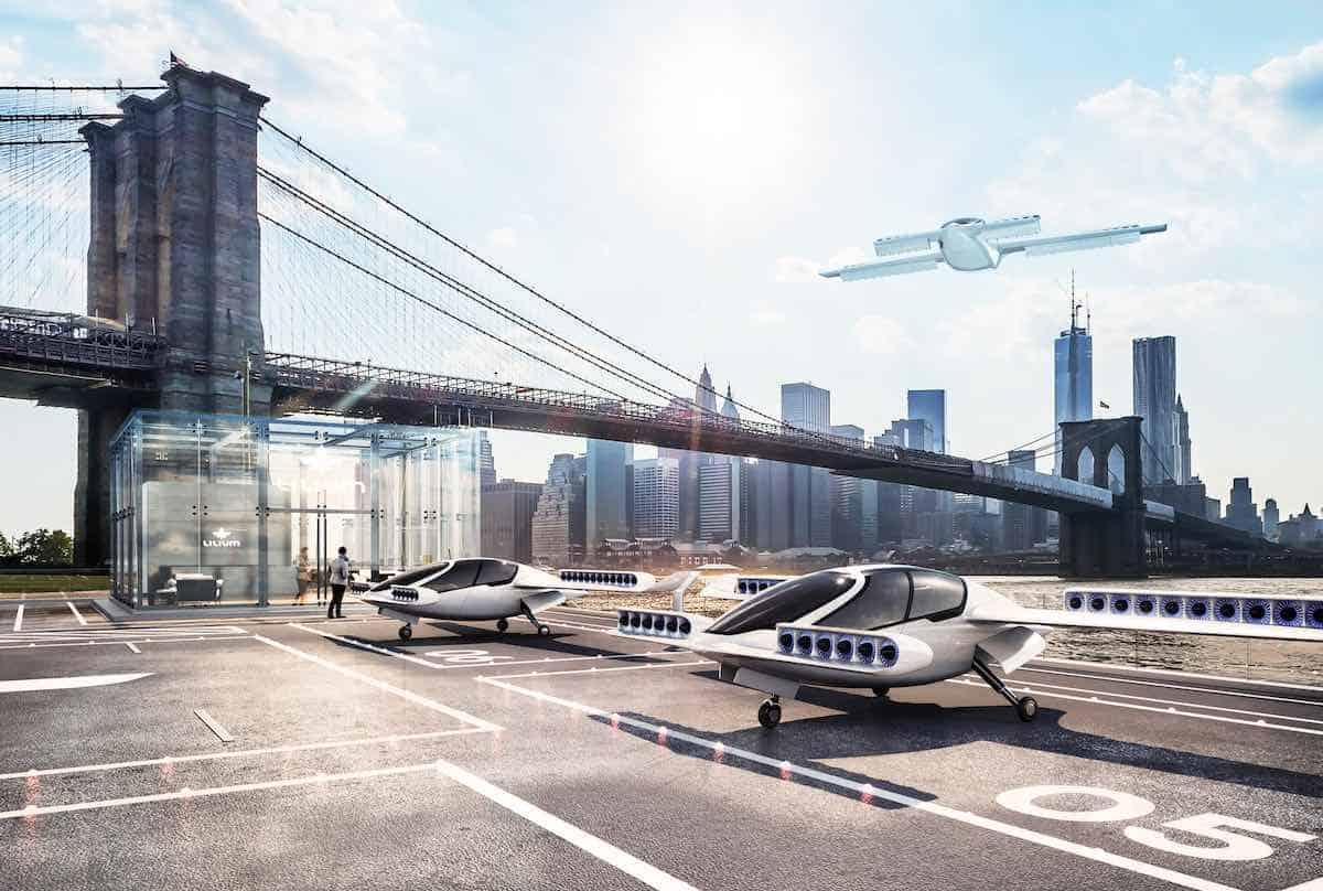 ¡El UBER volador del futuro ya está aquí! y acaba de ser probado con tremendo éxito en Alemania