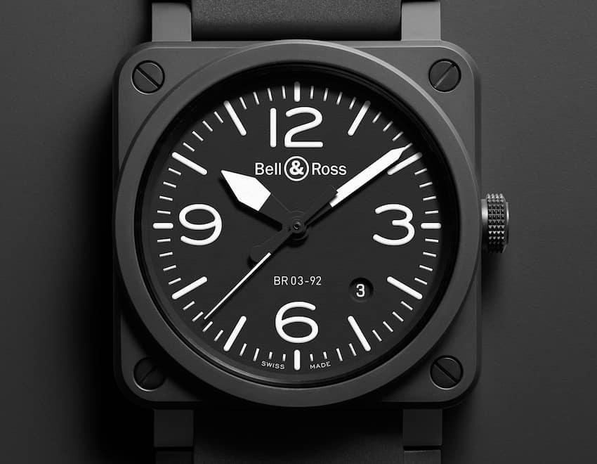MR PORTER expande su línea de exclusivos relojes con Bell & Ross