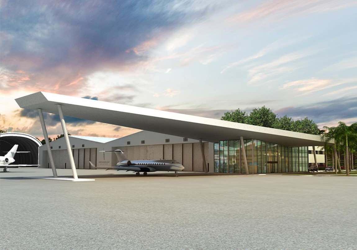 ¡INCREÍBLE! Este ultra lujoso rascacielos en Sunny Isles Beach, Miami viene con su propio estacionamiento para jets privados
