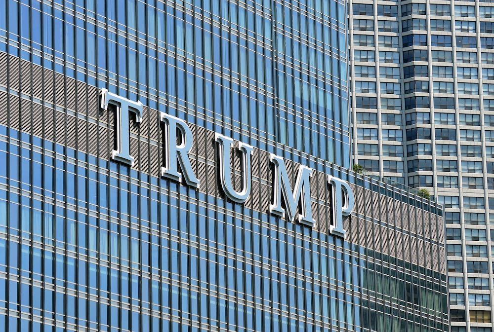 Edificio Trump en Nueva York