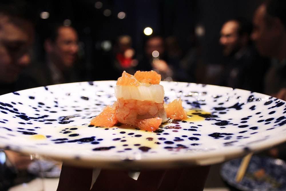 François Chartier y Grupo Nomo se alían para maridar armónicamente la cocina japonesa