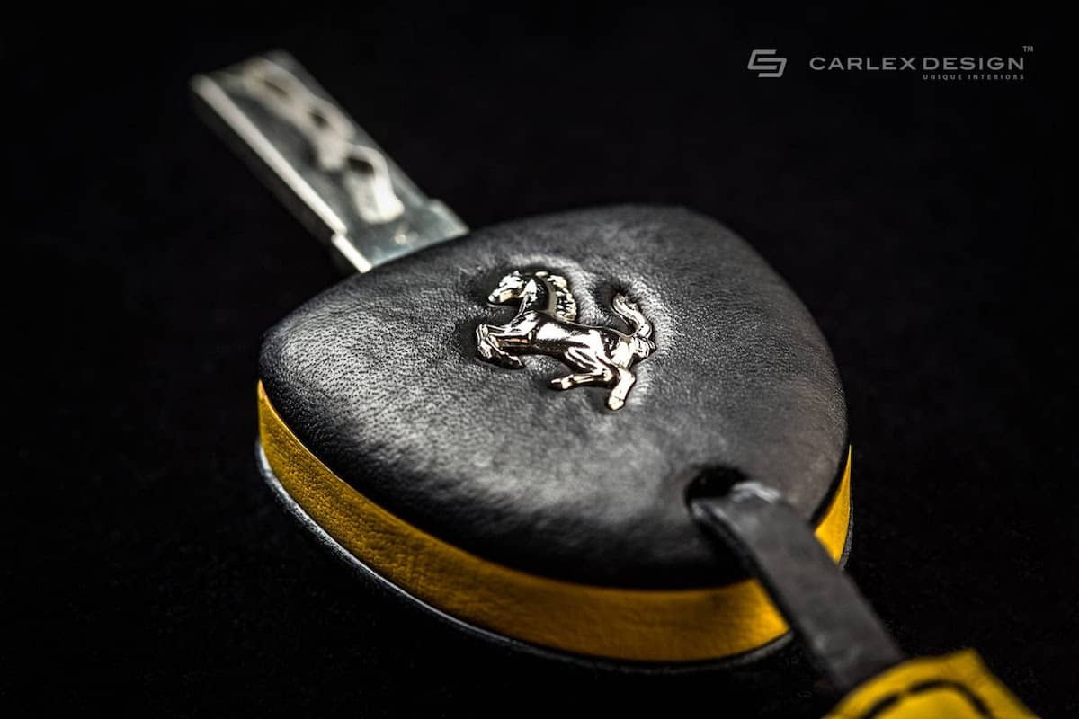CARLEX DESIGN convierte tú F12 Berlinetta en un mega bestial Gran turismo