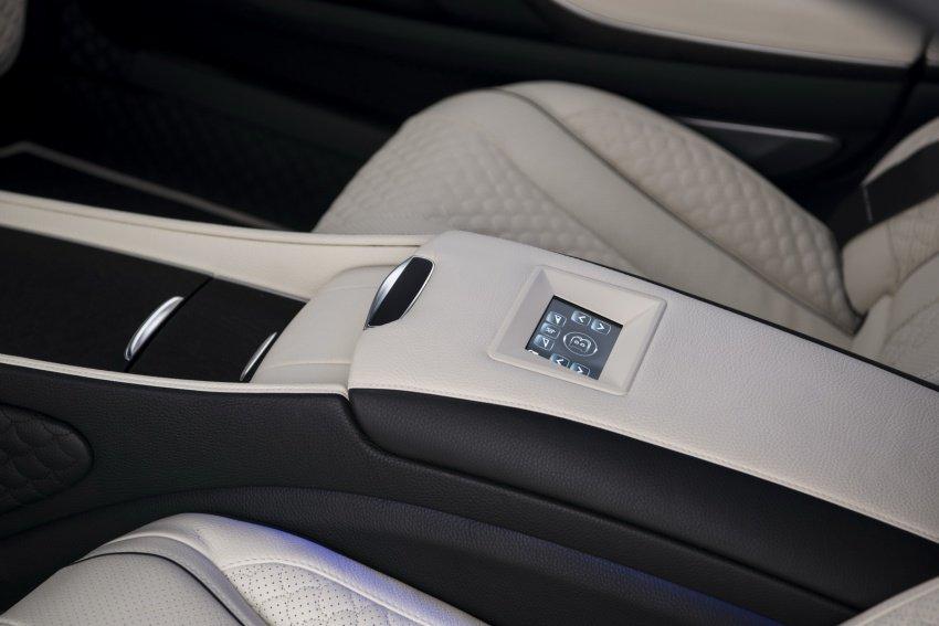 ¡Con 900 caballos de fuerza y 1500 Nm bajo su capó! el Brabus Rocket 900 S65 AMG hace honor a su nombre