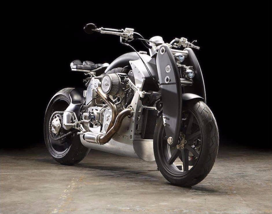 Esta Confederate Wraith B210 se subastó por $48.000