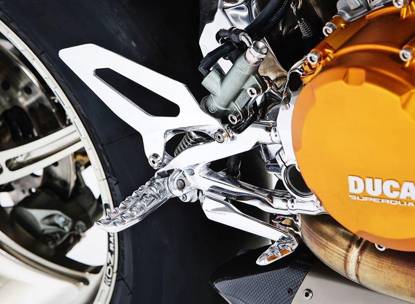 Diabólica Ducati 1199 Polished Panigale: La perfección convertida en motocicleta